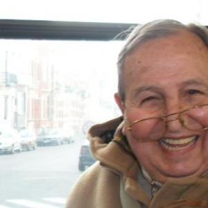 ce visage de Sylvio reflete le bonheur de tous les participants au terme de cette escapade culturelle et d'amitie