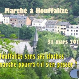 Annonce d'ardenneweb par sympathie pour Houffalize, tous les 15 jours.