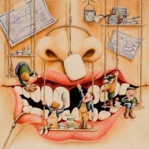Dents...