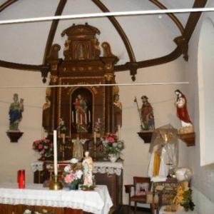 """Le choeur de """"l'humble"""" chapelle"""