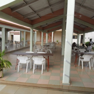 La salle pour individuels et pour banquets