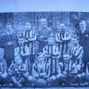 Ici, la Serana en 1924