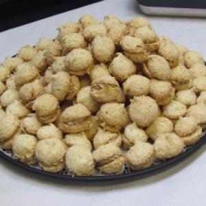 Baisers artisanaux (meringue et beurre)