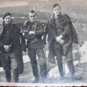 Sur fond de campagne bavaroise: Paul est le plus grand