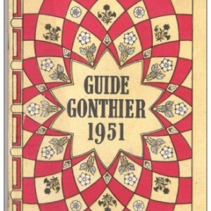 Le Guide Gonthier 1951