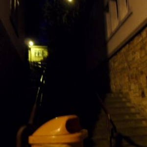 La ruelle Edgard Poe