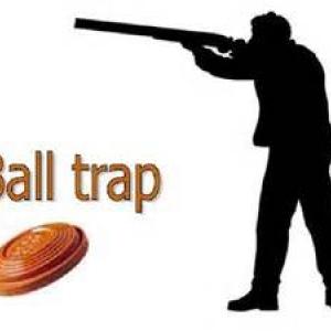 Ball trap (avec pigeons)