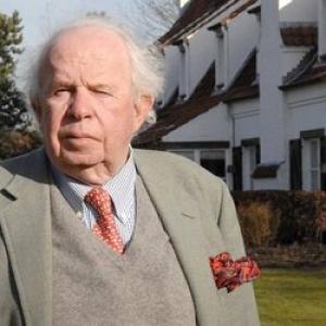 Le comte Lippens, bourgmestre de Knokke