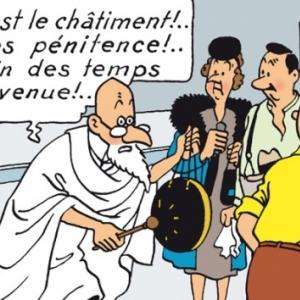 Les aventures de Tintin - L'Etoile mysterieuse, image sur Google