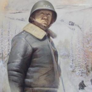 """Patton, """"The Great Leader"""" par Marie-Elise"""