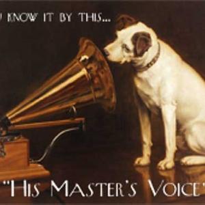 La voix de son Maitre (Pathe-Marconi)