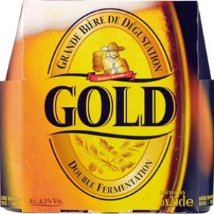 Bier Gold (voir Golda Meir).
