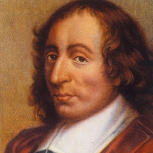 Blais Pascal, philosphe (XVIIe s)