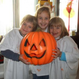 ...une fois Halloween, octobre 2011