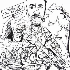 """Jürgen Conings, """"l'homme lourdement armé"""""""