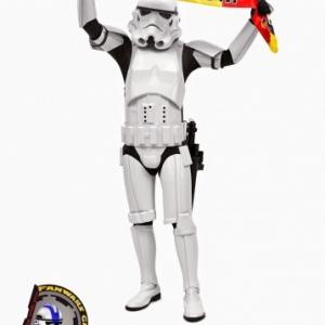 Que la Force soit avec nos Diables - Go Belgium!