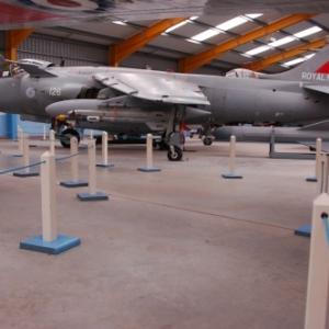 British Aerospace Sea Harrier FA2