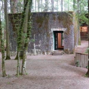 Bunker du GQ d'Hitler 1940 (Brulis de Pesche)