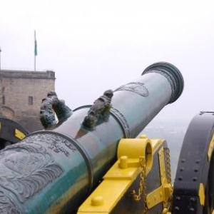 La forteresse de Königstein
