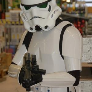 Star Wars au Brico