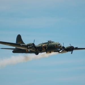 B-17G Sally B
