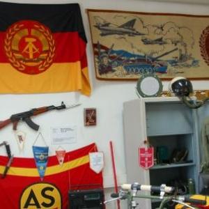 DDR Museum (Musée de l'ex-RDA) - Pirna (ex-Allemagne de l'Est)