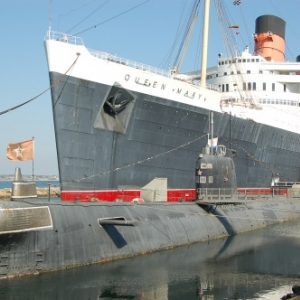 Queen Mary et Scorpion