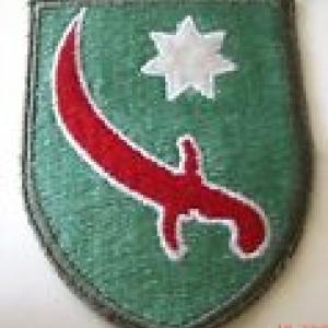 Badge d'epaule