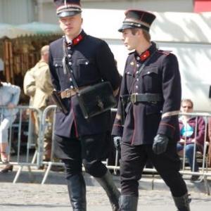 Gendarmes belges