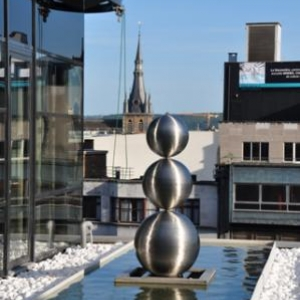 Un nouvel hôtel à Liège depuis Juin 2011: le Crowne Plaza