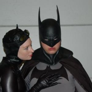Batman et Catwoman
