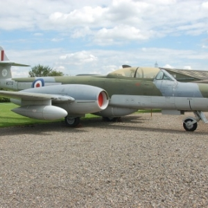 Gloster Meteor biplace