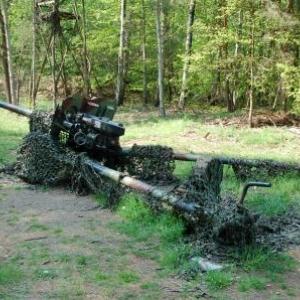 Musée militaire et bunker de l'armée est-allemande - Kossa (ex-RDA)