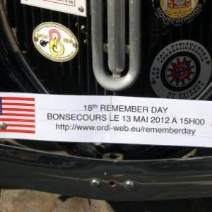 Remember Day 2012 - Bon-Secours
