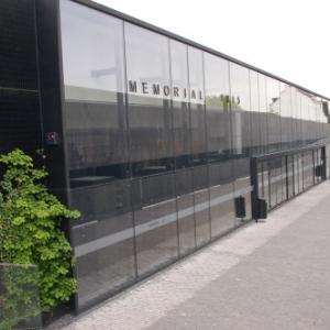 L'entree du musee