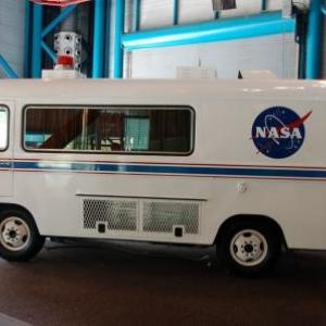 Vehicule NASA