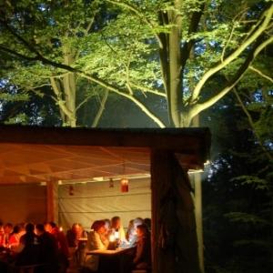 Balade gourmande au Bois du Chant d'Oiseaux