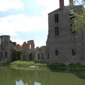 Festival médiéval au château d'Havré (Mons)