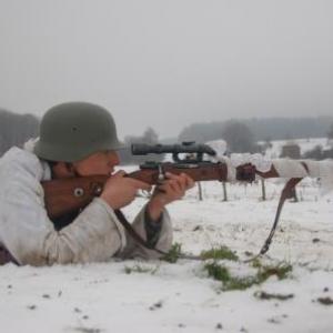 Sniper allemand