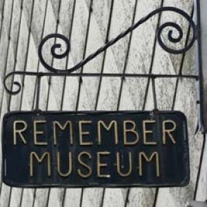 Entree du musee