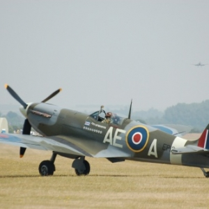 Flying Legends Airshow 2013 - Duxford