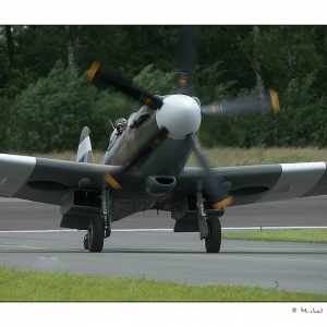 Spitfire (photo Michel van Reysen)
