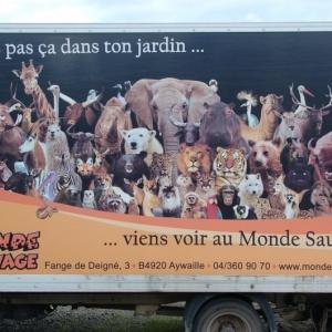 Le Monde Sauvage, Aywaille
