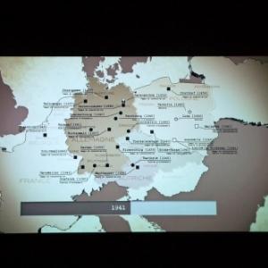 Camps de concentration en 1941