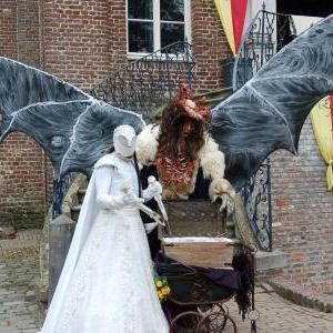 La foire aux Elfes - Arcen (Hollande)