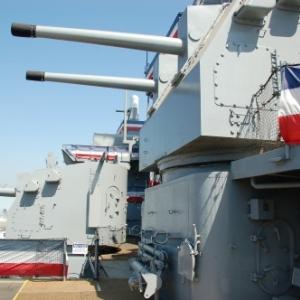 USS Iowa - San Pedro