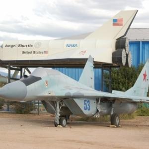Pima Air & Space Museum - Pima