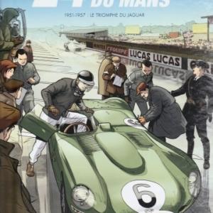 24 Heures du Mans - 1951-1957, Le Triomphe de Jaguar