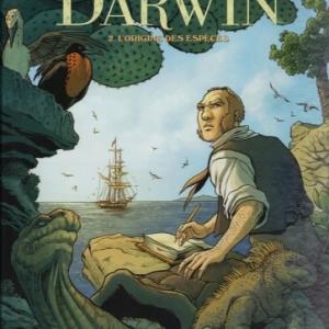 Darwin - Tome 2, L'origine des espèces, chez Glenat