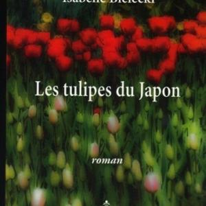 LES TULIPES DU JAPON par Isabelle Bielecki